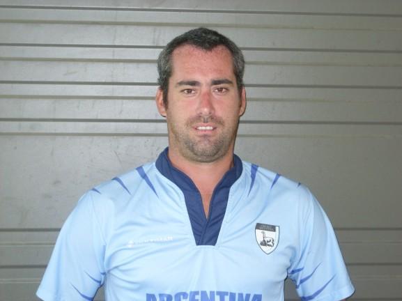 Lucas Paterlini: MVP del Torneo
