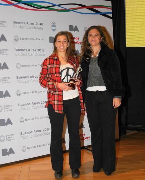 Sofia Retamales, Ganadora del Jorge Newbery 2013